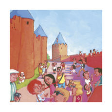 Carcassonne lices