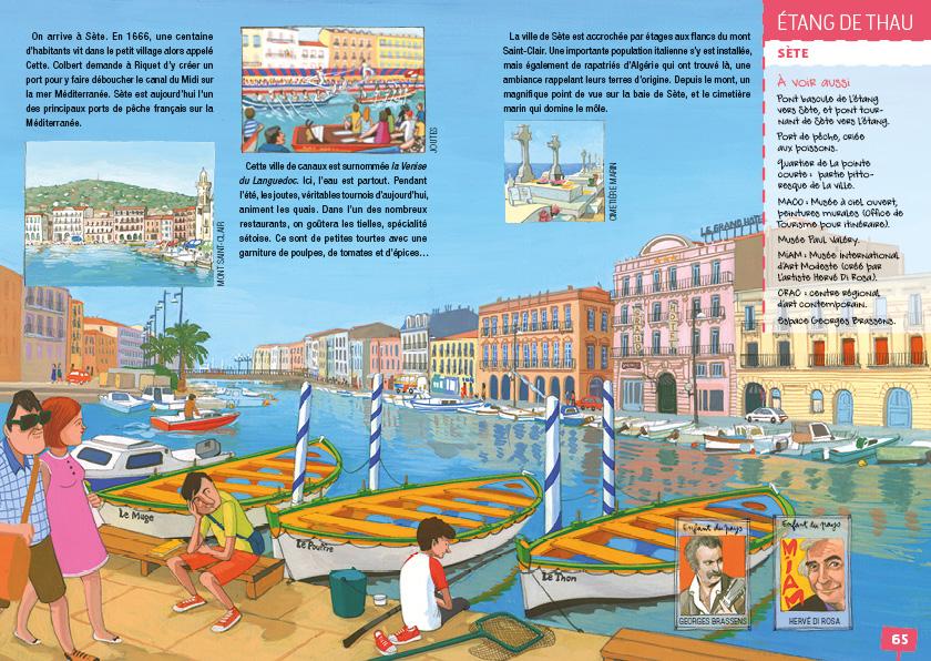 Le petit guide du Canal du Midi Tourisme