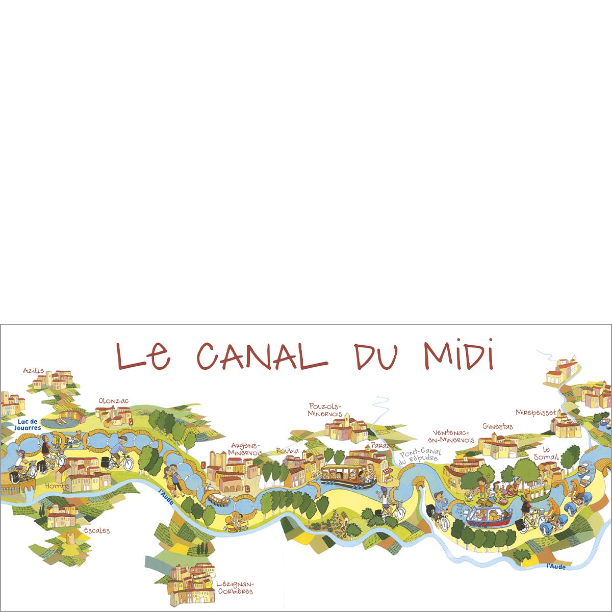 Le canal du midi 2