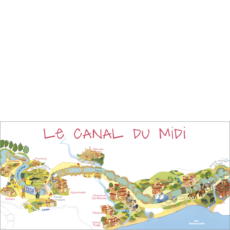 Le canal du midi 3