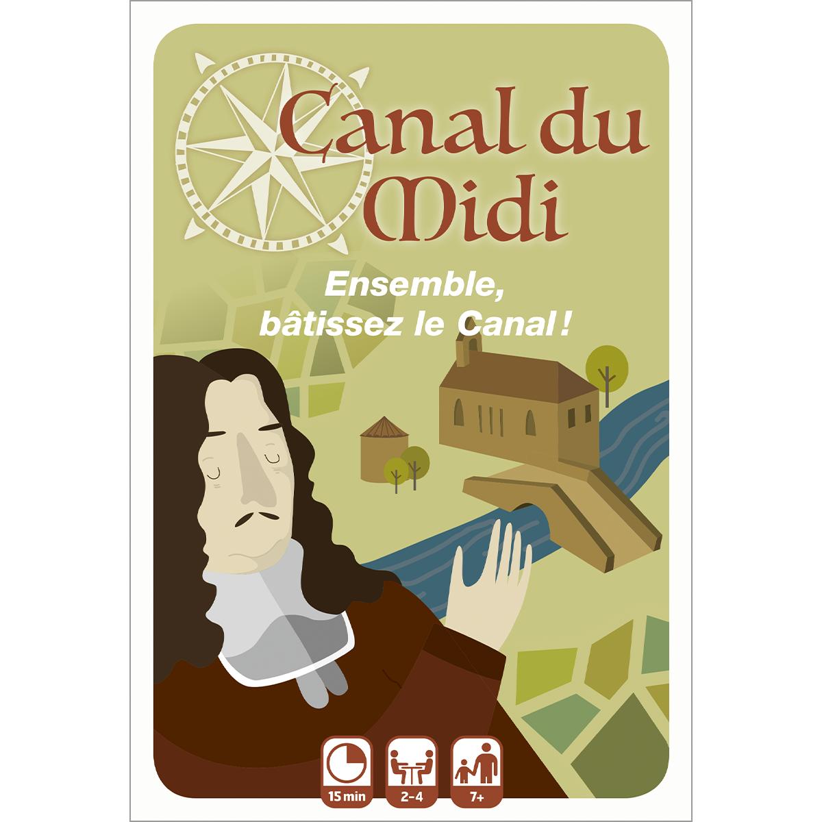 Canal du Midi, Ensemble bâtissez le Canal