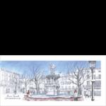 Carcassonne, Place Carnot