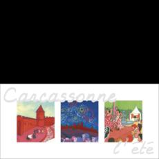 Carcassonne, Été